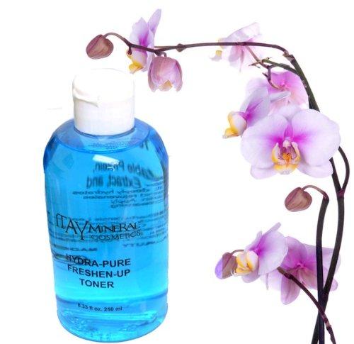 ITAY Mineral Cosmetics Hydra-Pure Freshen-Up Facial Toner 250 mL
