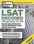 LSAT Decoded (PrepTests 72-76): Step-...