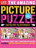 img - for Life: The Amazing Picture Puzzle: Can You Spot the Differences? (Life (Life Books)) book / textbook / text book