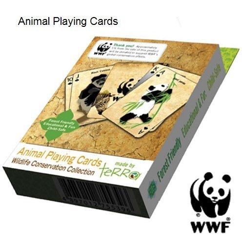 Animal Playing Cards