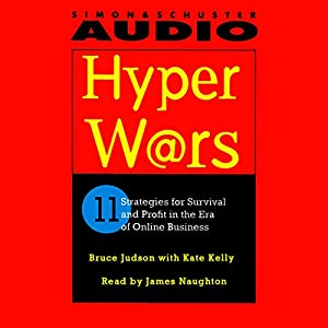 Hyperwars Audiobook