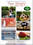 Enjoy Nutrition, Parts 1 & 2 (Two DVD Videos) 'Paint Your Meals' Series...