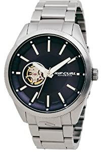 Rip Curl Civilian Automatic Steel Men's Watch Navy Dial A2657-nav