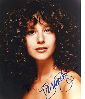 DEBRA WINGER * gorgeous young signed 8x10 photo / UACC RD # 212 at