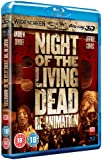 Night of the Living Dead Re-animation - 3D [Blu-ray]