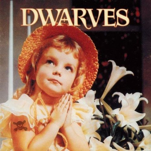 Original album cover of Sugarfix / Thank Heaven for Little Girls by DWARVES
