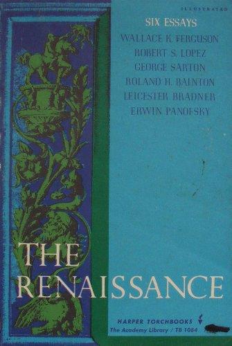 Panofsky renaissance six essays