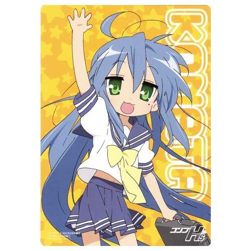 らき☆すた 下敷き / 泉こなた コンプティーク2007年9月号増刊コンプH's Vol.5付録