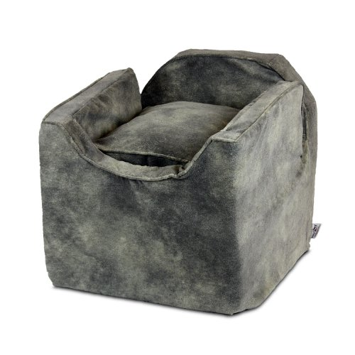 Snoozer Luxury I Lookout Pet Car Seat, Small, Chaparral front-1059480