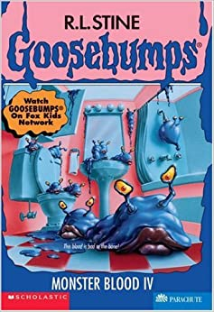 Monster Blood (Classic Goosebumps #3) by R. L. Stine
