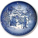 Bing & Grondahl 2004 Christmas Plate (1902204)
