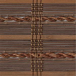 Bali shades blinds sliding panels woven wood material sensation essence t5301 - Woven wood wall panels ...