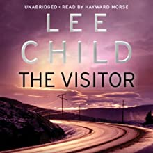 The Visitor: Jack Reacher 4 Audiobook by Lee Child Narrated by Hayward Morse
