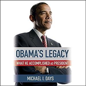 Obama's Legacy Audiobook