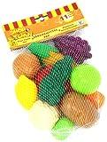 The Toy Company 12594 - Frutas y verduras de madera, modelos surtidos [importado de Alemania]