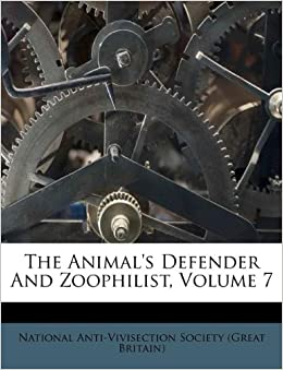 Makeup Brand on The Animal S Defender And Zoophilist  Volume 7  National Anti