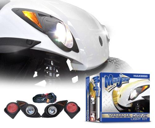Golf Cart Light Kit Will Fit Yamaha Drive