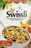 Swissli Muesli 35% Fruit & Nuts - 1kg/35 Ounce Boxes - 2 Pack
