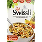 Swissli Muesli 35% Fruit & Nuts - 1kg/35 Ounce Boxes - 2 Pack