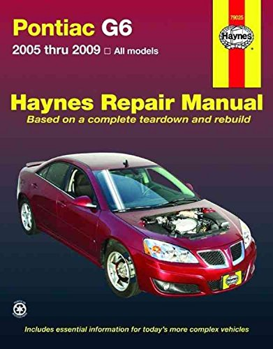 pontiac-g6-automotive-repair-manual-by-tim-imhoff-published-april-2010