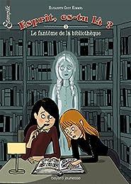 Le  fantôme de la bibliothèque