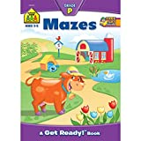 img - for Mazes: A Get Ready Book, Grade P (Get Ready Books) book / textbook / text book