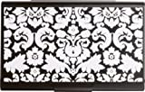 Wellspring Flip Case, Blanc Noir Damask (2402)