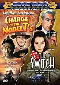 Charge of Model T's / The Switch