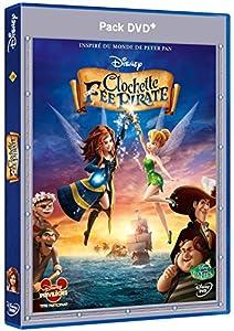 Clochette et la Fée Pirate [Pack DVD+]