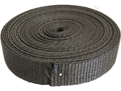 20mm-x-5m-black-polypropylene-webbing-by-athena-crafts-ltd