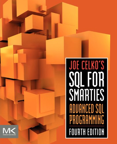 Joe Celko's SQL for Smarties, Fourth Edition 0123820227 pdf