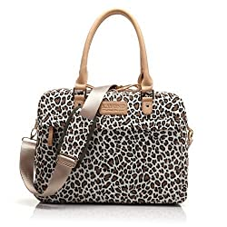 kayond ' 13-13.3 inch Cute Leopard's Spots Laptop Carrying Case / Shoulder Messenger Bag / Briefcase for Macbook, Acer, Dell, HP, Sony,Ausa,Samsung,lenovo, Notebook (13 Inch, Leopard's Spots)