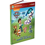 Leap Frog Leap Reader Book Paw Patrol: The Great Robot Rescue For 3 6 Years