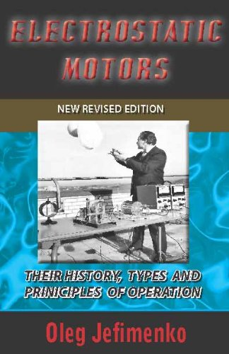 Electrostatic Motors: Their History, Types And Principles Of Operation