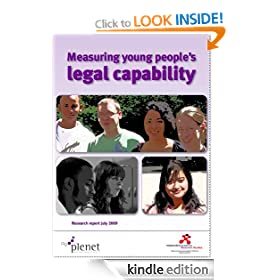 Measuring Young People's Legal Capability