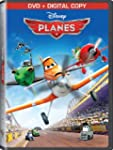 Planes (Bilingual) [DVD + Digital Copy]