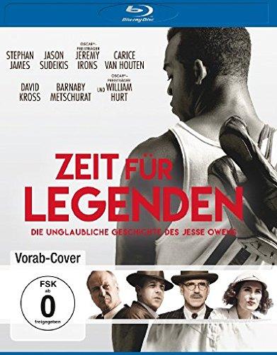 Zeit für Legenden [Blu-ray]