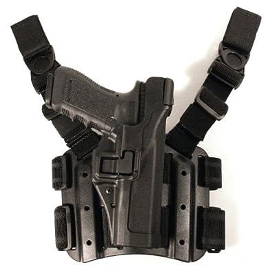 BLACKHAWK! Serpa Level 3 Tactical Black Holster