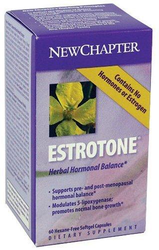 New Chapter Estrotone, 60 Softgels