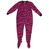 Komar Kids Girls 7-16 Zebra MF Blanket Sleep