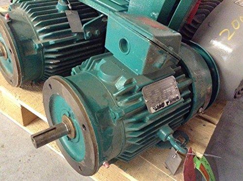 Reliance Electric Motor 3Hp 460V 3.7A 3515Rpm 3Ph 182Tc