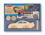 Melissa & Doug Decorate Your Own Race Car