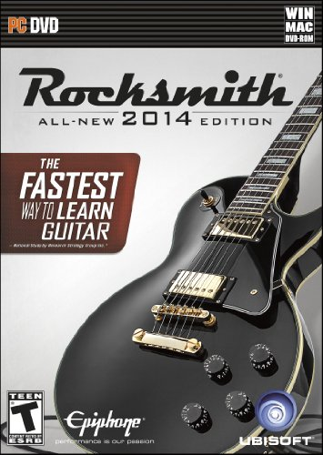 Get Rocksmith 2014 Edition - PC/Mac (Cable Included)