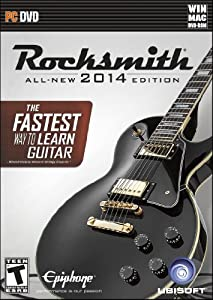Rocksmith 2014 Edition - PC Mac (Cable Included) by Ubisoft