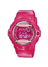 Casio Baby-G Damen-Armbanduhr rot Digital Quarz BG-169R-4BER