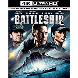 Battleship [4K Ultra HD + Blu-ray]