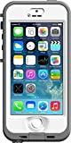 Lifeproof nuud Series Case for iPhone 5S - Retail Packaging - White/Clear
