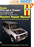 Isuzu Pickups & Trooper: 1981-1993