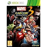 Marvel vs Capcom 3 (Xbox 360)by Capcom