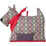 Scottie Dog Shaped Tea Cosy